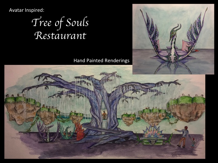 Tree of Souls Restaurant